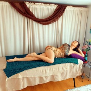 Natalie erotic massage in Forestville