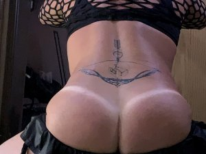 Mili tantra massage in Amsterdam New York