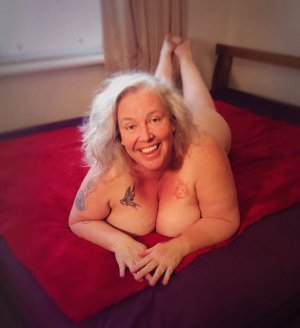 Anne-josee tantra massage in Indio